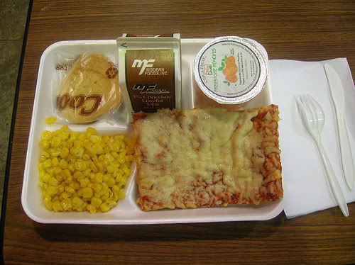 Congress Says No To New School Lunch Rules, Says Pizza Remains A Vegetable