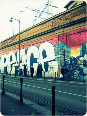 peacegraffittii