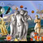 astrology art chart Linda